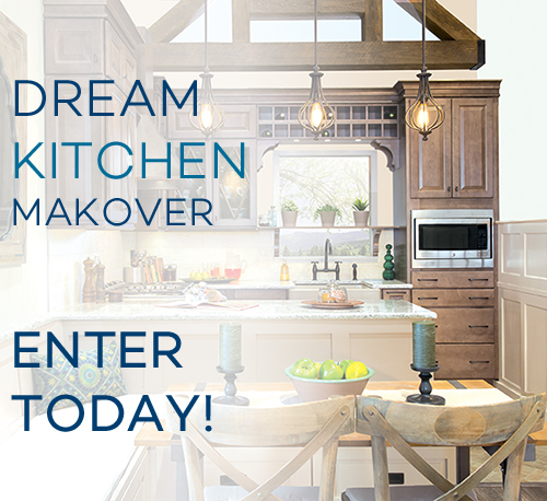 Wellborn Dream Kitchen Giveaway! Enter Daily Through May